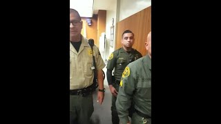 Black Man Stuns Cops In Courtroom