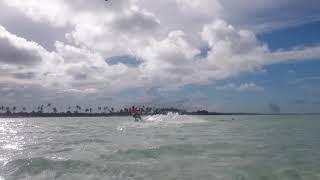 Zanzibar Kitesurfing 2017 lightwind