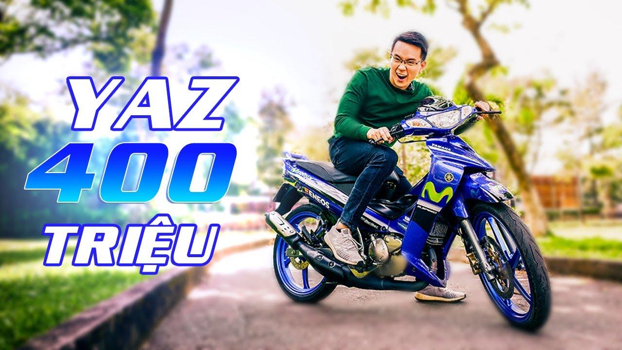 Ya Z125 có xứng đáng với mức giá 400 triệu tại Việt Nam?