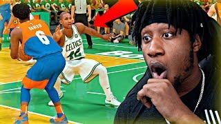 ELITE DRIBBLE MOVES UNLOCKED! ANKLE BREAKERS GOT THEM DOING DANCE MOVES! - NBA 2K19 MyCAREER R2G4