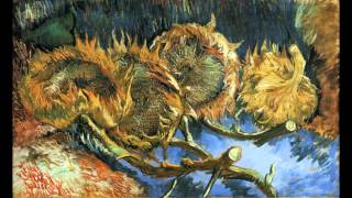 Vincent van Gogh Works with Relaxing Organ Music, Reflection and Meditation, Vol. 22