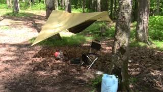 Camp Set Up 5/22/15