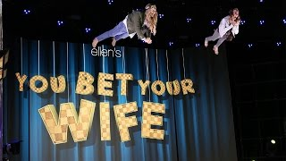 It's Time for 'You Bet Your Wife'!
