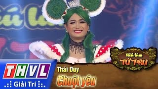THVL   Tiếu lâm tứ trụ - Tập 8 [3]: Chuột yêu - Thái Duy