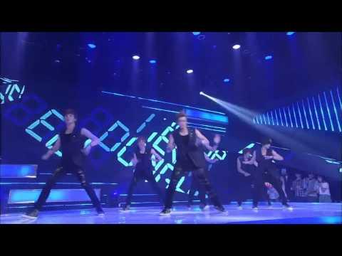 110930 U-Kiss-Neverland @MTV The SHow