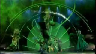 Wicked The Musical Promo Reel