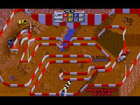 Ivan 'Ironman' Stewart's Super Off Road (Graftgold, Leland) (MS-DOS) [1990] [PC Longplay]