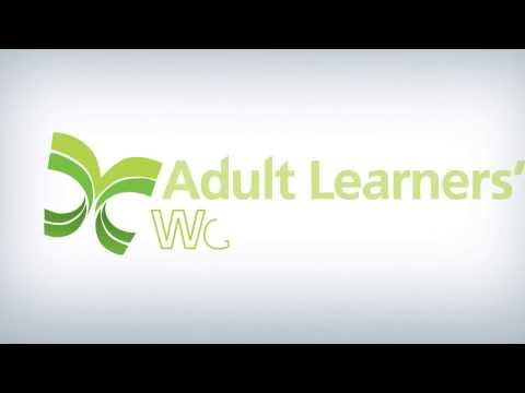 Adult Learners Week - Animated Logo - By animatID
