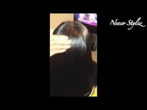 Flat Natural Sew In