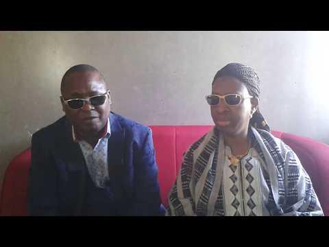 Hälsning från Amadou & Mariam!