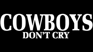 Cowboys Don't Cry - Full Movie