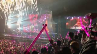 周杰伦 伦敦演唱会 Jay Chou London 17/03/17 歌迷点歌环节(星晴+一路向北+七里香)