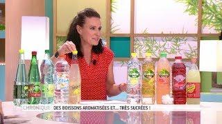 Eaux aromatisées : une boisson idéale pour l'été ? - Le Magazine de la santé