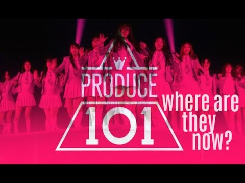 PRODUCE 101: where are they now? [PART 2]