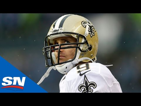 Reacting To Drew Brees' Comments On NFL Players Kneeling | Tim & Sid