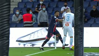 [ Leaked Footage ] Neymar red card against OM Vs Alvaro Gonzalez in a special camera