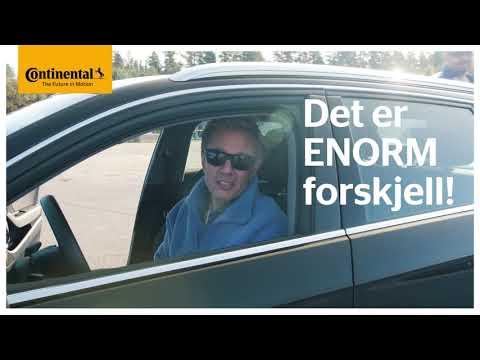 Continental - Rudskogen bremsetest