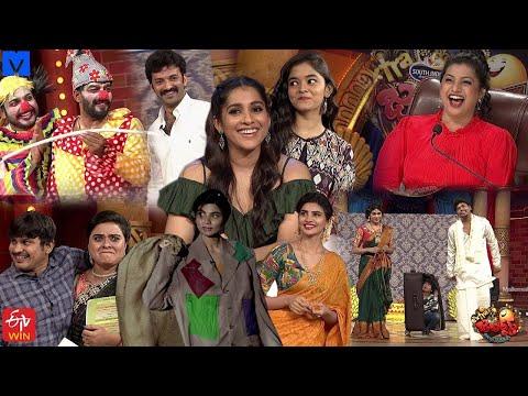 Extra Jabardasth latest promo - 23rd July 2021- Rashmi, Sudigali Sudheer