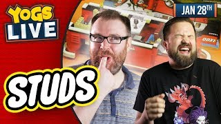 LEGO STUDS VW VAN & BEETLE BUILD w/ Simon & Turps! - 28th January 2019