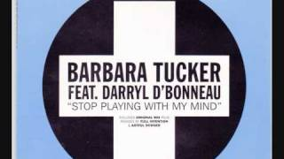 barbara tucker stop playing with my mind.wmv