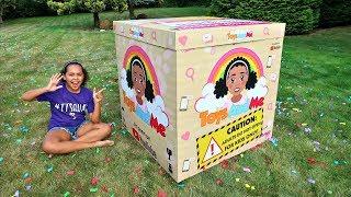 Giant Surprise Toy Box   Toys AndMe