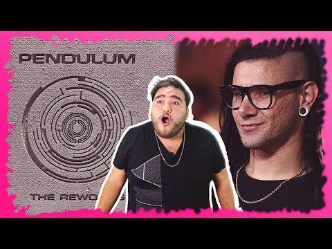 Pendulum - The Island Pt. 1 (Skrillex Remix) [Sweet Review]