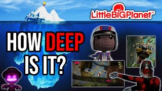The LittleBigPlanet Iceberg Explained | A Deep Dive Into Obscure LBP Facts, Rumors & Glitches