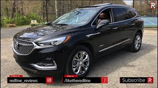 2019 Buick Enclave Avenir – The Modern Day Buick