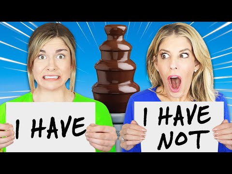 Never Have I Ever Challenge to reveal TRUTH!- Rebecca Maddie Challenges