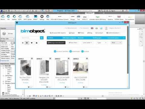 Archivos de PROFILTEK en formato Revit en BIMOBJECT