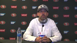 49ers Post-Game: Head Coach Kyle Shanahan On Win Over And Injuries To Bosa, Solomon, Garoppolo, Most
