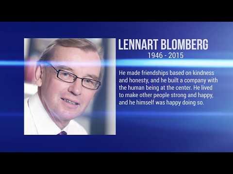 Eleiko Kindness Award - In Memory of Lennart Blomberg