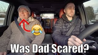 Dad Reacts To Durango SRT! Crazy Launch & 0-60!