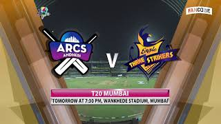 Mumbai T20 League 2019 |  Shivaji Park Lions vs Triumph Knights MNE | Match 14 | Live