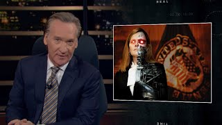 New Rule: Nut Pick   Real Time with Bill Maher (HBO)