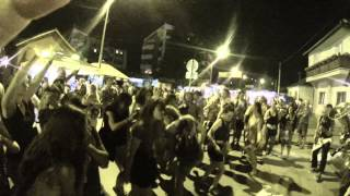 Tsigunz Fanfara Avantura - Guca Festival - street concert
