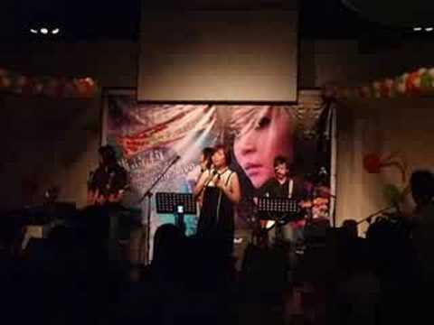 Desiree 陈诗莉 Showcase in KL (19th July 2008) - 爱错了