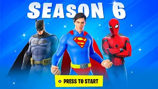 *NEW* SEASON 6 finally REVEALED! (Fortnite Chapter 2 Season 6)
