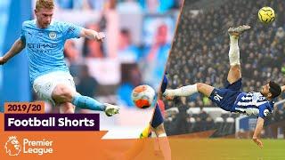"""Absolutely BRILLIANT!"" 2019/20 Greatest Premier League goals | De Bruyne, Jahanbakhsh, Fernandes"