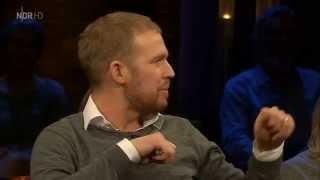 Kabarettist Timo Wopp in der NDR Talk Show