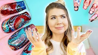 Simply Nailogical Nail Art TESTED! I Tried Simply Nailogical Nail Art...