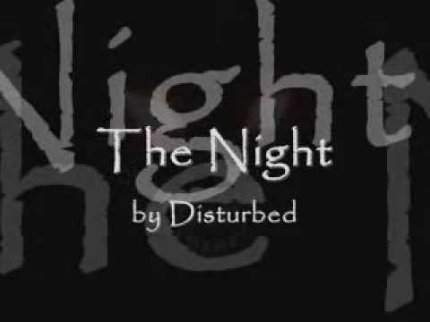 Disturbed - The Night (Lyrics)