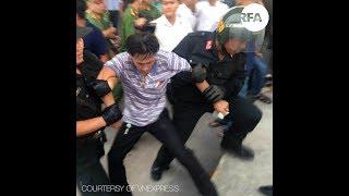 Độc đáo: Tài xế đòi thối 100 đồng khiến BOT Cai Lậy 2 lần xả trạm © Official RFA