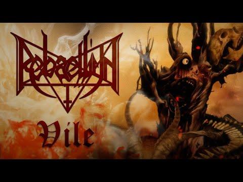 REBAELLIUN - Vile (Official Lyric Video)