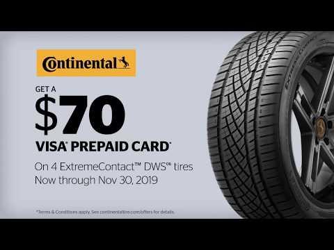 Continental Tire November Promo _ DWS06