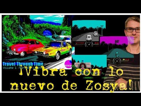 Primeros minutos a ¡lo nuevo de Zosya!: Travel Through Time Volume 1: Northern Lights