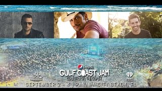 2016 Pepsi Gulf Coast Jam Country Music Festival Lineup