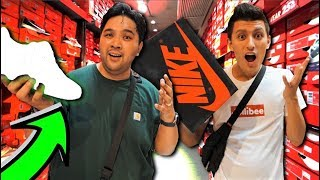 YOU WON'T BELIEVE WHAT NIKE OUTLET HAD IN PHILIPPINES! Feat. Carlo Ople