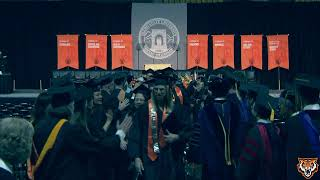 Idaho State University Winter Commencement 2019