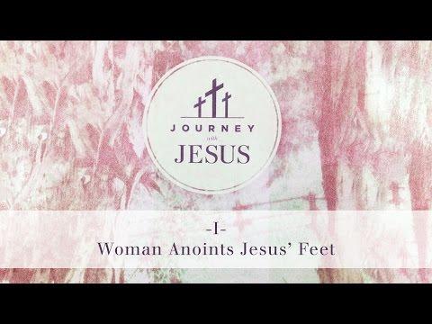 Journey With Jesus 360° Tour I: Woman Anoints Jesus' Feet